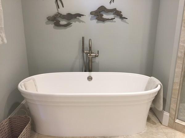 Master & Guest Bath Remodel in Destin 1