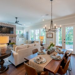 Addie Floorplan - Dining Area