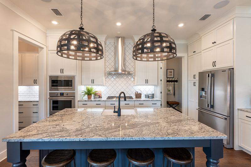 Addie Floorplan- Kitchen Island