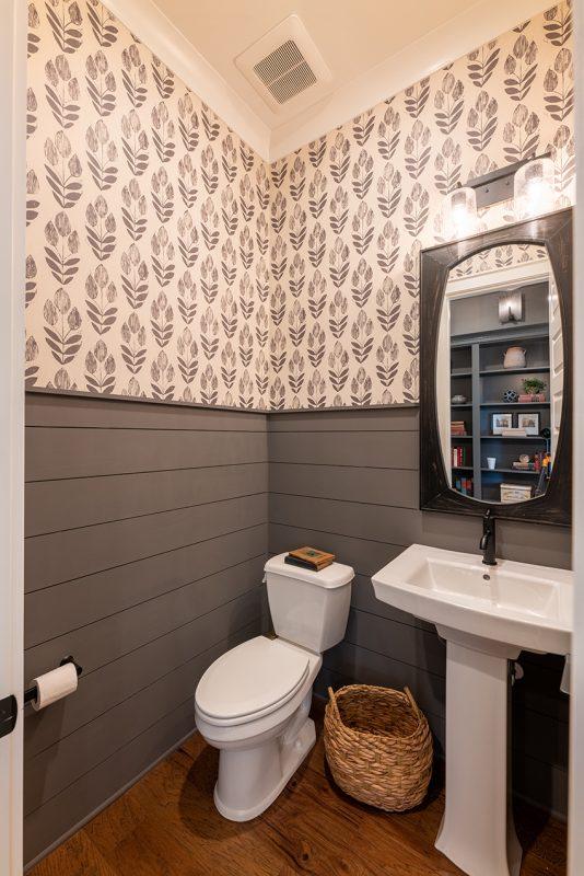 Addie Floorplan - Half Bath