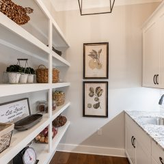 Addie Floorplan Walk-In Pantry