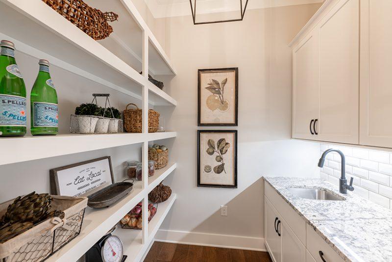 Addie Floorplan Walk-In Pantry