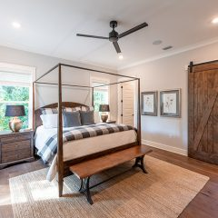 Addie Floorplan - Master Bedroom