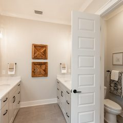 Addie Floorplan - Master Bath