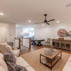 Addie Floorplan - Loft Area