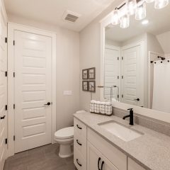 Addie Floorplan - Guest Bathroom