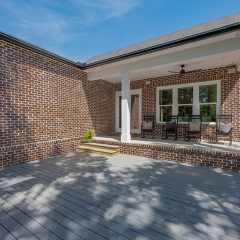 Addie Floorplan - Back Porch