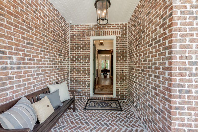 Addie Floorplan - Front Porch