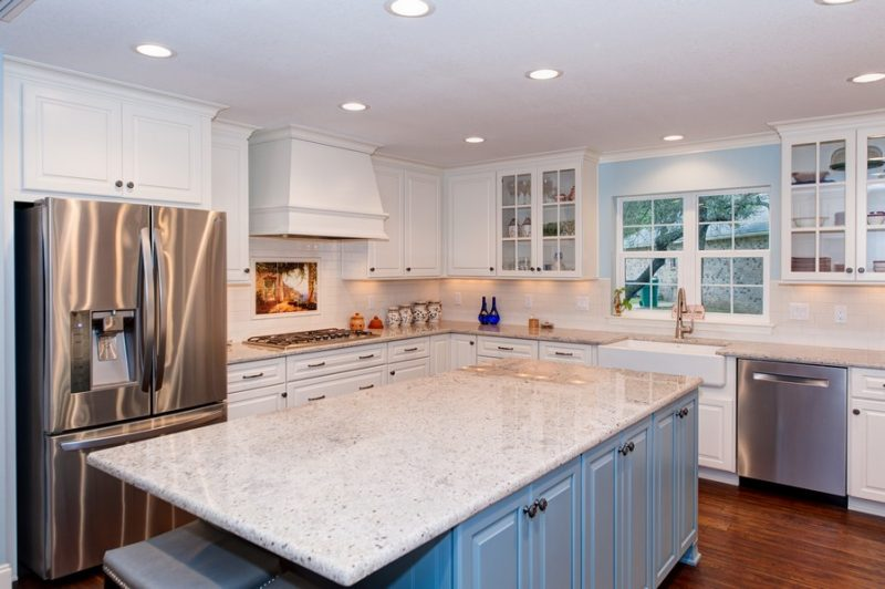 Kitchen Remodel in Bluewater Bay 6