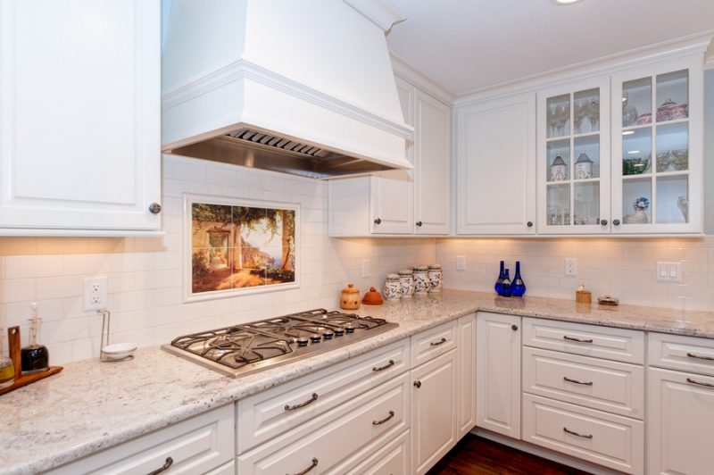 Kitchen Remodel in Bluewater Bay 22