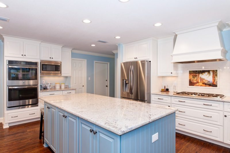 Kitchen Remodel in Bluewater Bay 23