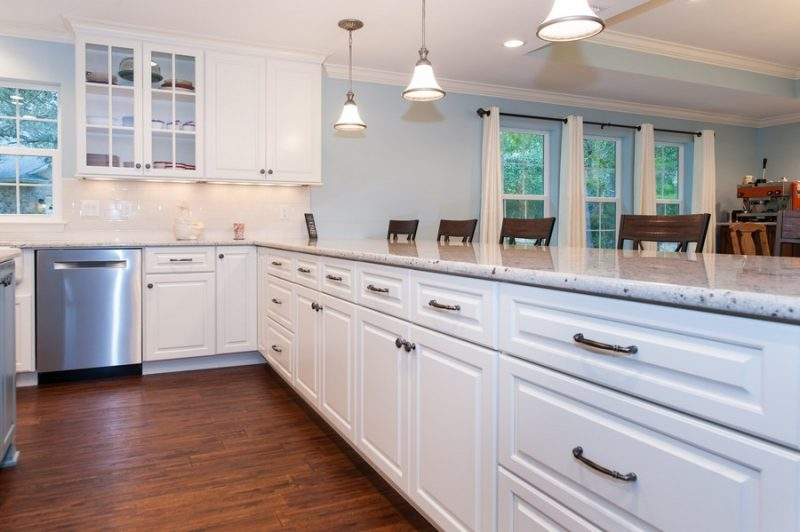 Kitchen Remodel in Bluewater Bay 26