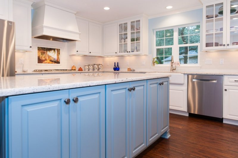 Kitchen Remodel in Bluewater Bay 27