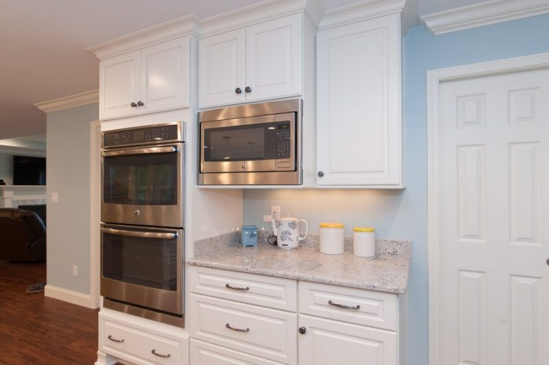 Kitchen Remodel in Bluewater Bay 17