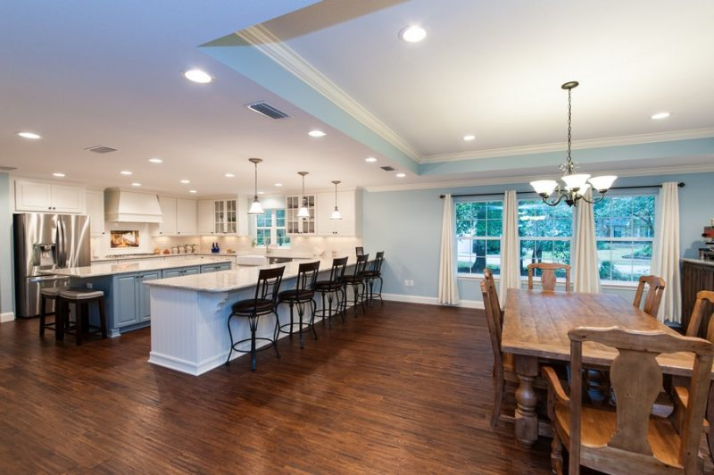 Kitchen Remodel in Bluewater Bay 1