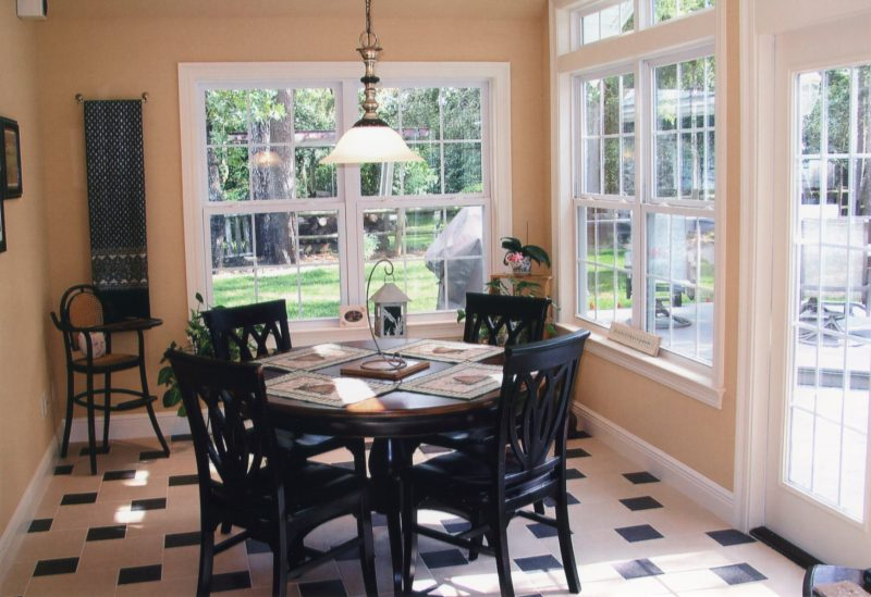 Dining Room Addition in Bluewater Bay