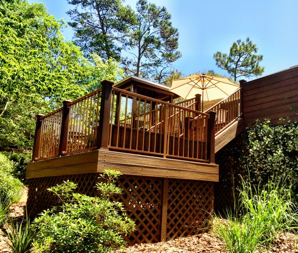 Two Story Deck in Niceville 8