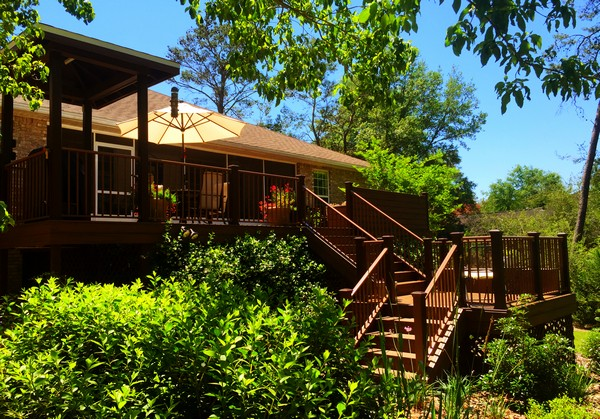 Two Story Deck in Niceville 3