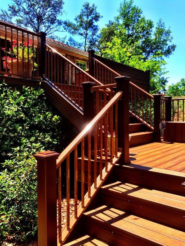 Two Story Deck in Niceville 6