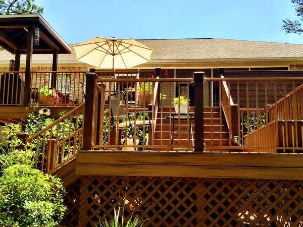 Two Story Deck in Niceville 2