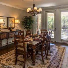 1504 Mill Creek Drive dining area