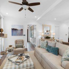 RidgeWalk open living area in Santa Rosa Beach