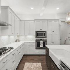 RidgeWalk kitchen with granite counter tops in Santa Rosa Beach