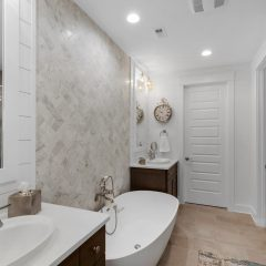 RidgeWalk bathroom in Santa Rosa Beach