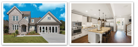 Parade of Homes Winners 2018 - 20 Rhapsody exterior and interior