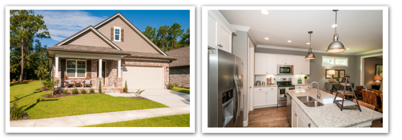 Parade of Homes Winner 2018 7 Pintail Exterior and Interior