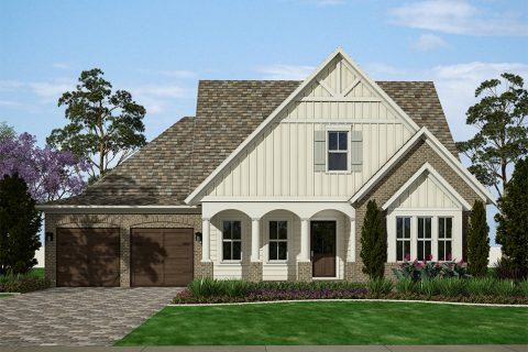 Cabernet Floorplan in Vineyards at Hammock Bay