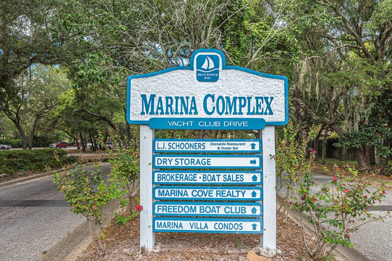 Bluewater Bay Marina Complex