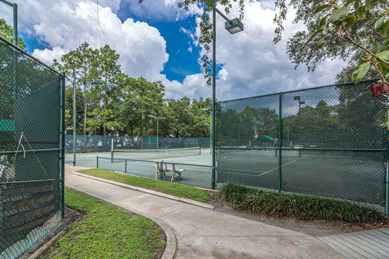 Bluewater Bay Tennis Center