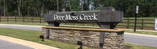 Deer Moss Creek Entry