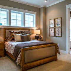 Parkview Place bedroom interior in Niceville