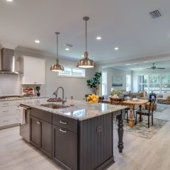 Osprey Ridge home kitchen in Niceville