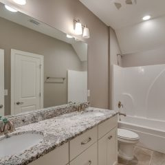 Redfish Guest Bathroom