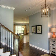 House foyer interior