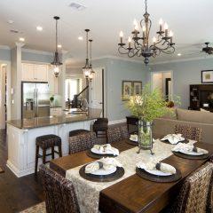 Interior Open Living Area