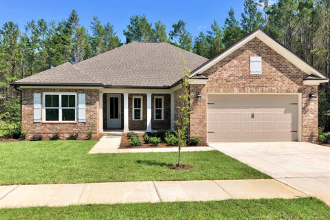 New Homes in Freeport, FL. Lot 42 Perimeter Place in Ashton Park
