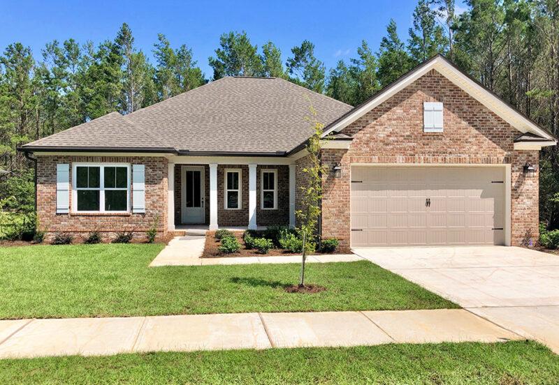 New Homes in Freeport, FL. Lot 42 Perimeter Place in Ashton Park