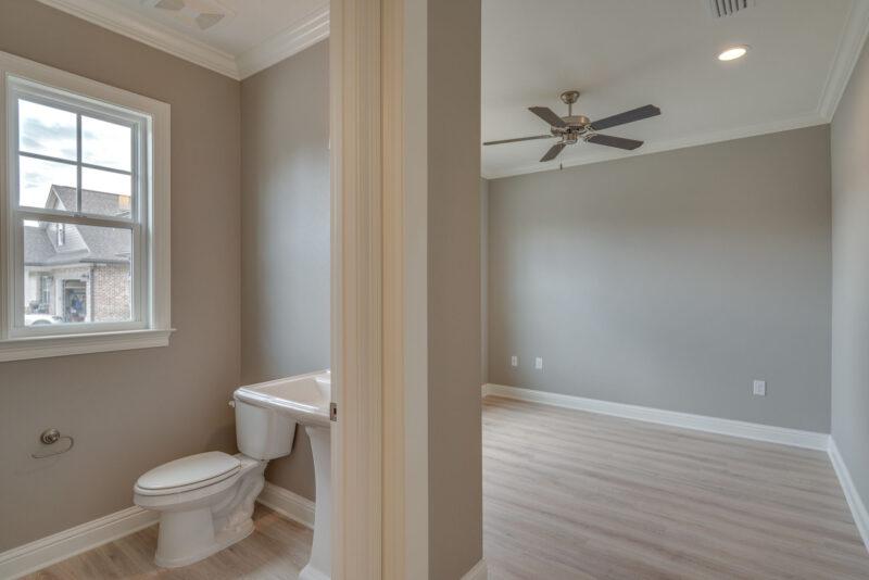 Redfish Half Bath and Flex Room