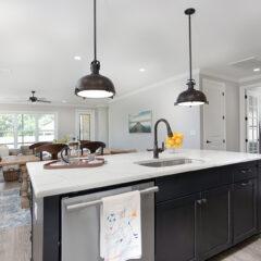 Starfish D Floorplan with Open Living Area