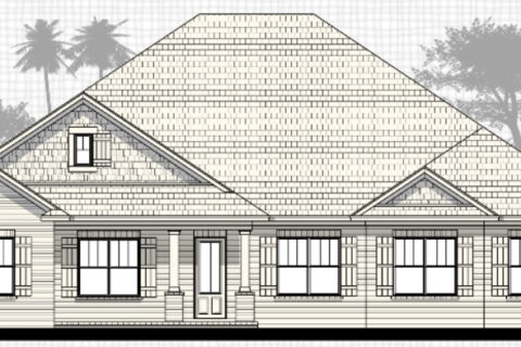 The Mulberry Floorplan in Mill Creek Farms
