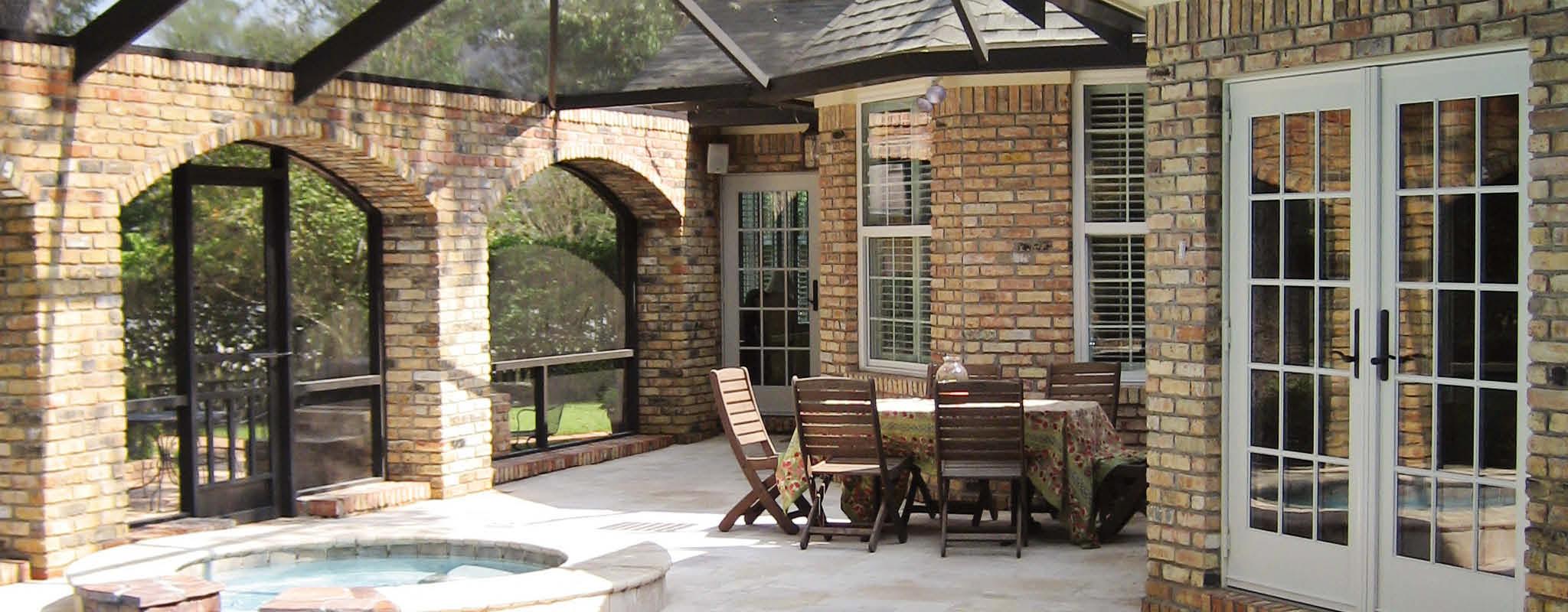 Pool Enclosure/Addition
