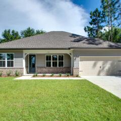 New Homes in Crestview, FL - Heritage Manor