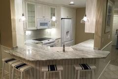 Kitchen Condo Remodel in Sandestin Resort