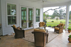 Screened Patio in Shalimar 2