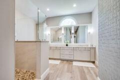 Master Bath Remodel in Shalimar Florida