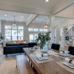 Great room remodel